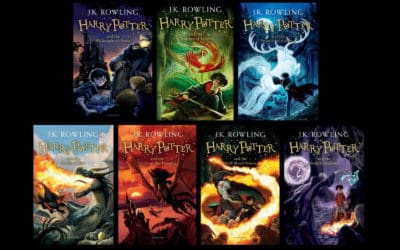 J.K. Rowling Opens Up the Licence of Harry Potter Books for Teachers
