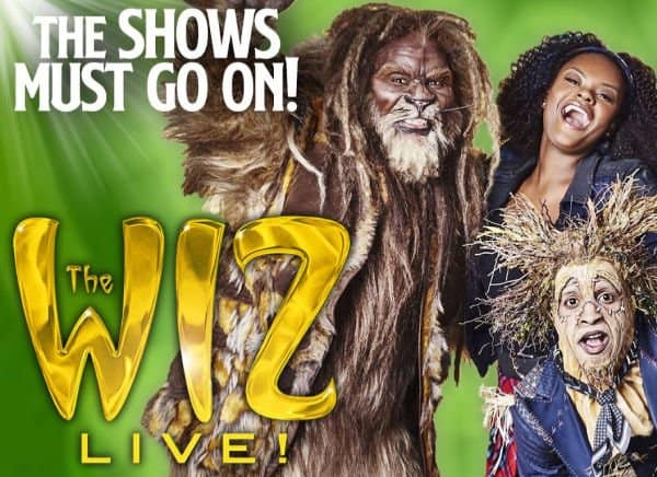 The Wiz Live Andrew Lloyd Webber's The Shows Must Go On
