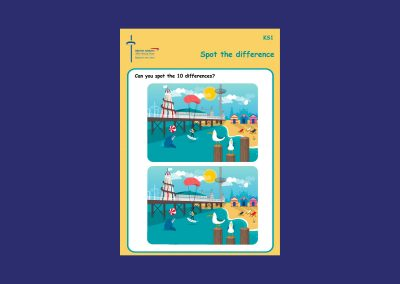 British Airways i360 Spot the Difference Teaching Resource Profile Image