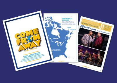 Come From Away Student Background Pack Teaching Resource Profile Image