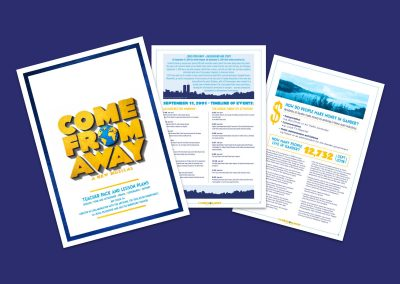 Come From Away Teacher Pack & Lesson Guide Teaching Resource Profile Image
