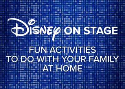 Disney Theatrical Launches a Free Resource & Activity Hub