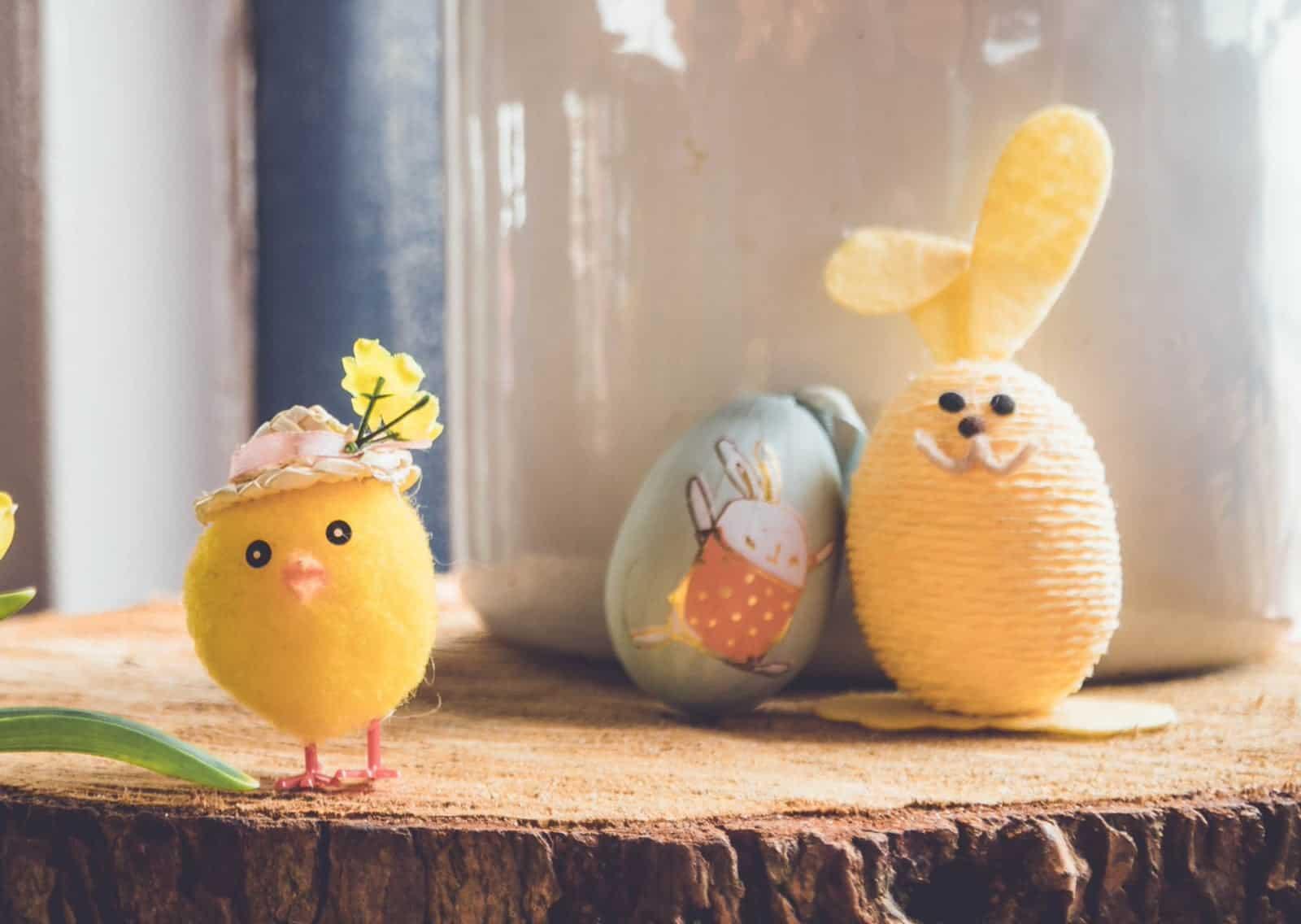 Easter Chicks for Easter Ideas
