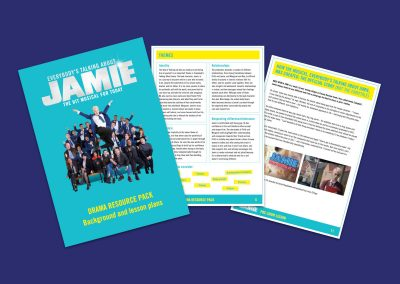 Everybody's Talking About Jamie Drama Resource Pack