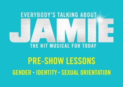 Everybody's Talking About Jamie PSHE Pre Show Powerpoint