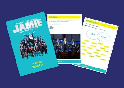 Everybody's Talking About Jamie PSHE Student Pack