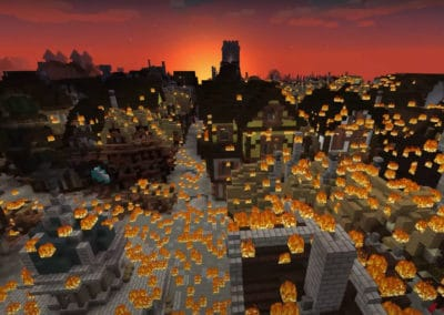 Great Fire 1666 A Minecraft experience Teaching Resource Profile Image
