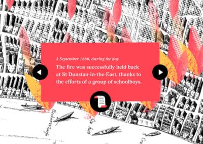 Great Fire 1666 An interactive story Teaching Resource Profile Image