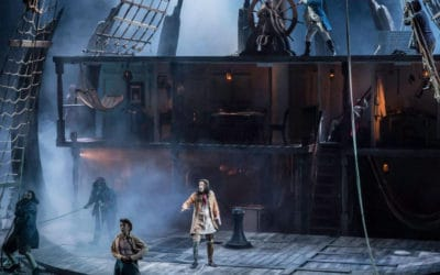 How to Watch the National Theatre's Treasure Island