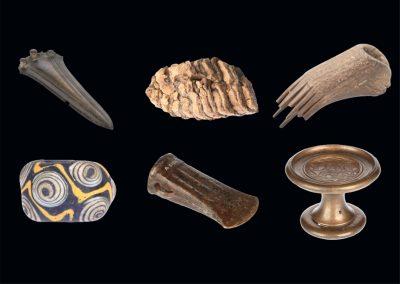 3D Prehistoric Artefacts