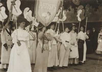 Museum of London's Suffragettes Online Exhibition