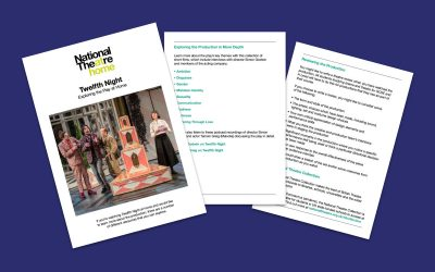 Free Twelfth Night Teaching Resources from the National Theatre