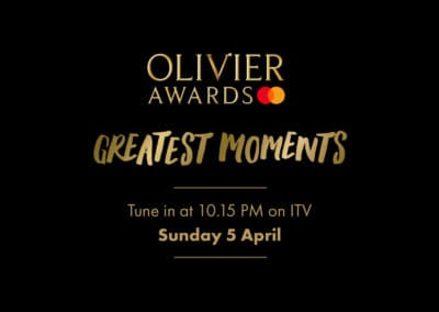 How to Watch the Olivier Awards – Greatest Moments