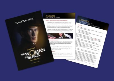 The Woman in Black Education Pack Teaching Resource Profile Image