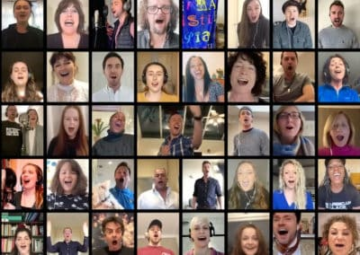 Watch 70 West End stars perform Les Misérables' Do You Hear The People Sing