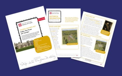 Audley End House and Gardens Teachers' Resource Pack