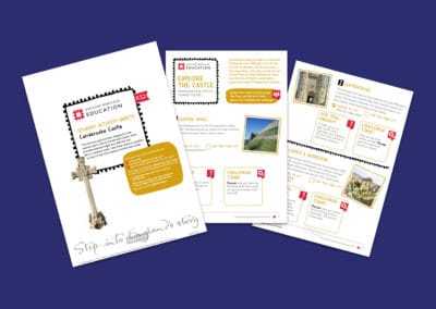 Carisbrooke Castle Student Activity Sheets Resource Profile Image