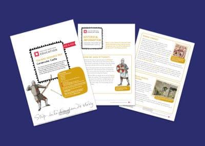 Carisbrooke Castle Teachers' Resource Pack Resource Profile Image