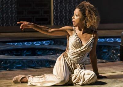 Antony & Cleopatra National Theatre Production Image