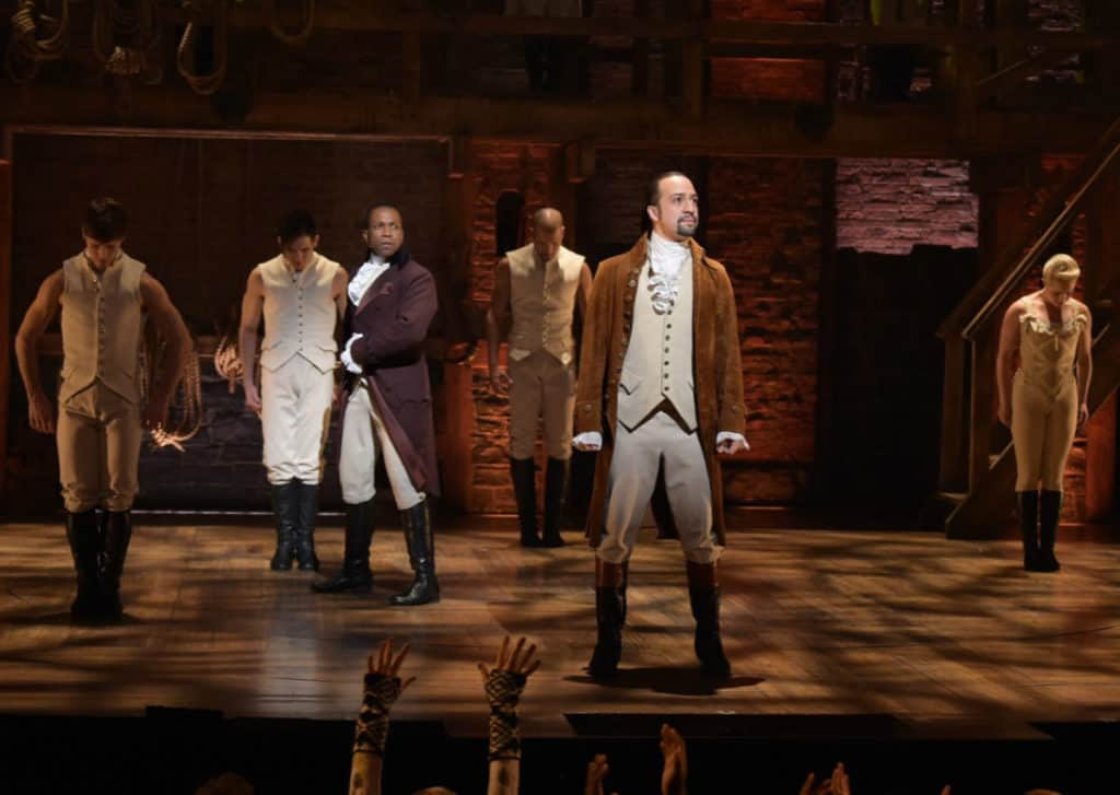 Shows You Can Watch Online For Free Hamilton Production Image