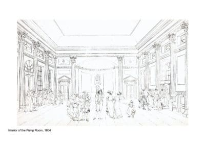 Bath Record Office Colouring Books – Buildings