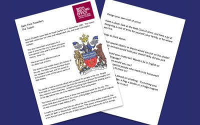 Bath Record Office's Design Your Own Coat of Arms