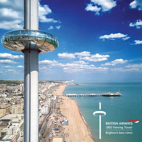 British Airways i360 Logo