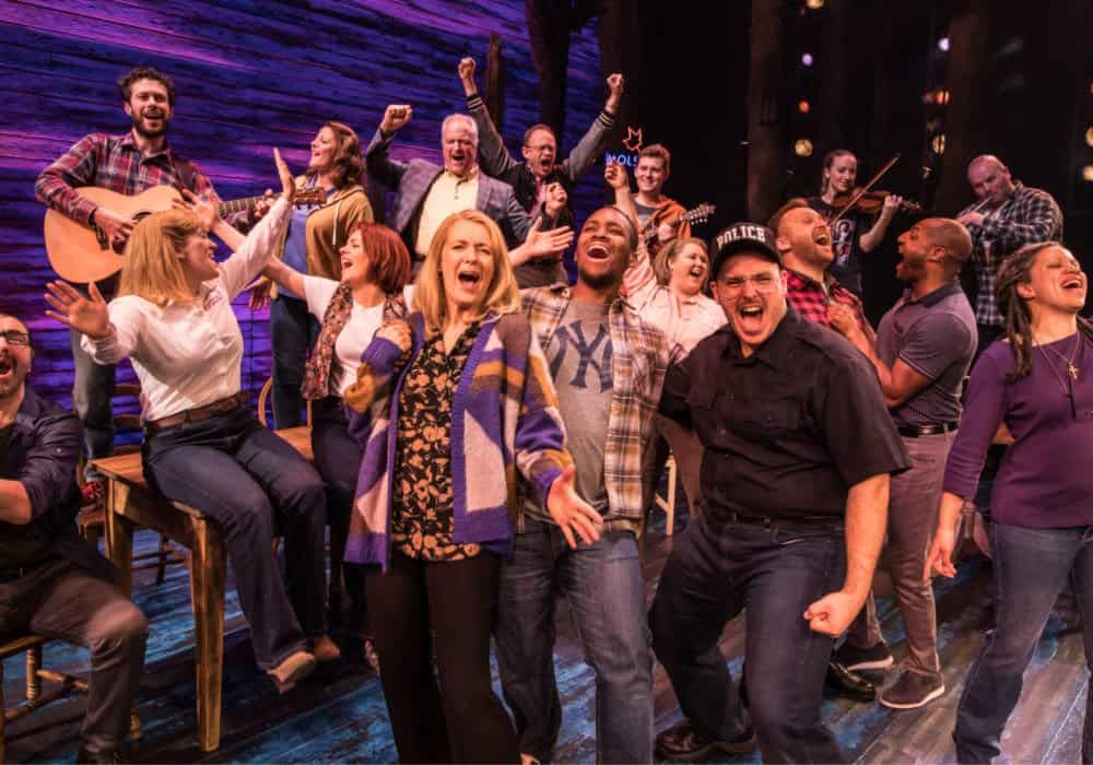 Come From Away Production Shot