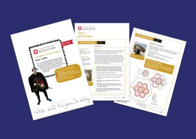 Deal Castle Teachers Activity Ideas Resource Profile Image