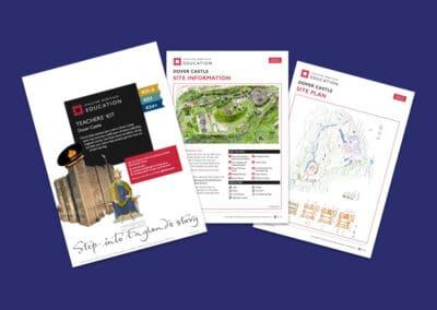 Dover Castle Teachers' Kit Resource Profile