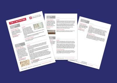 Helmsley Castle Top 5 Activities Resource Profile Image