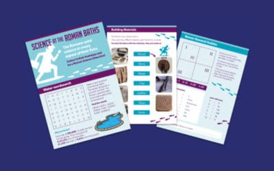 Science at The Roman Baths Booklet