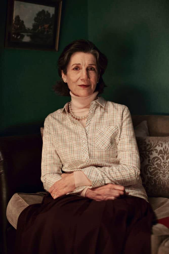 Harriet Walter in Soldiering On from Alan Bennett's Talking Heads