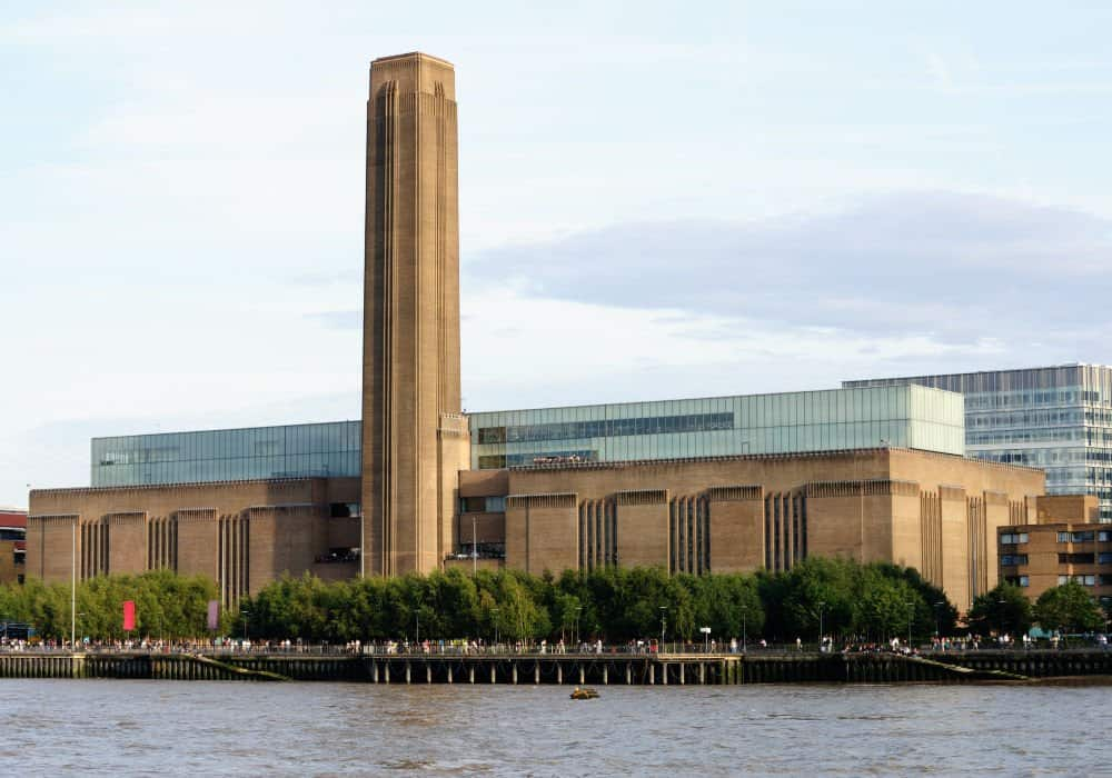 Tate Modern External Shot
