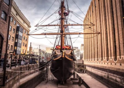 The Golden Hinde Educational Videos