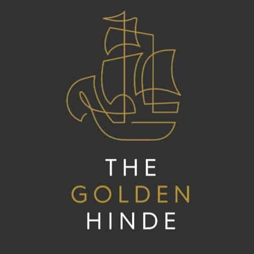 The Golden Hinde Logo