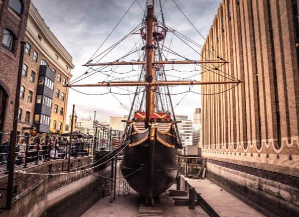 A Complete Guide to The Golden Hinde's Teaching Resources