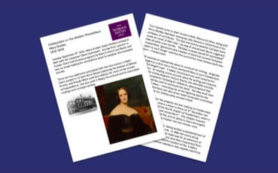 The Roman Baths' Frankenstein by Mary Shelley Education Pack