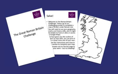 The Roman Baths' The Great Roman Britain Challenge 2