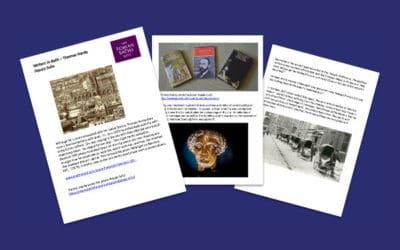 The Roman Baths' Writers in Bath – Thomas Hardy