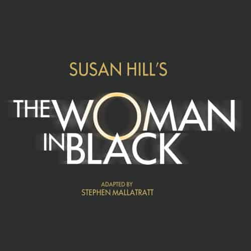 The Woman in Black Logo
