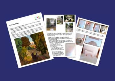 Victoria Art Gallery's Under The Bridge Resource