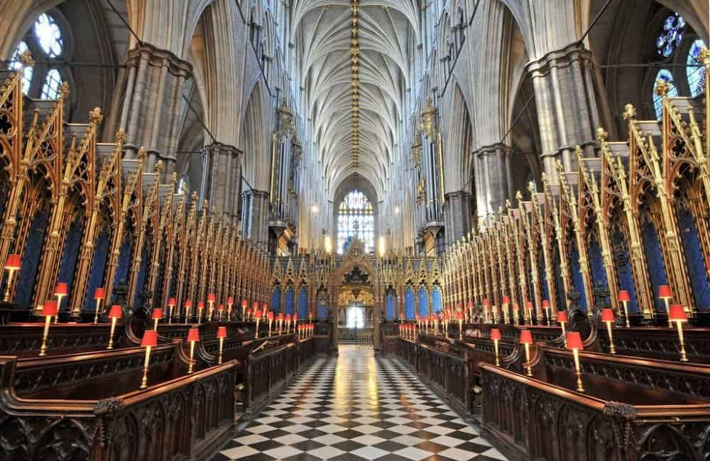 Westminster Abbey Virtual Tours for Virtual School Trip Ideas