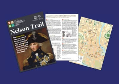 Beckford's Tower's Nelson Trail Resource