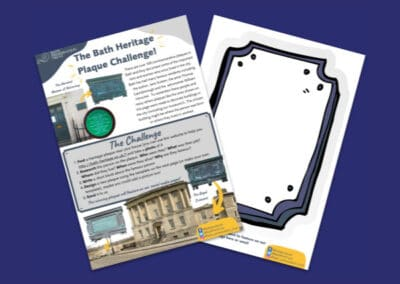 Museum of Bath Architectures The Bath Heritage Plaque Challenge Resource Profile Image