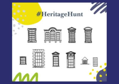 Museum of Bath Architecture's Windows Heritage Hunt Resource