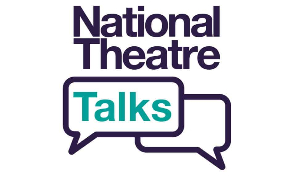 National Theatre Talks Podcast Logo