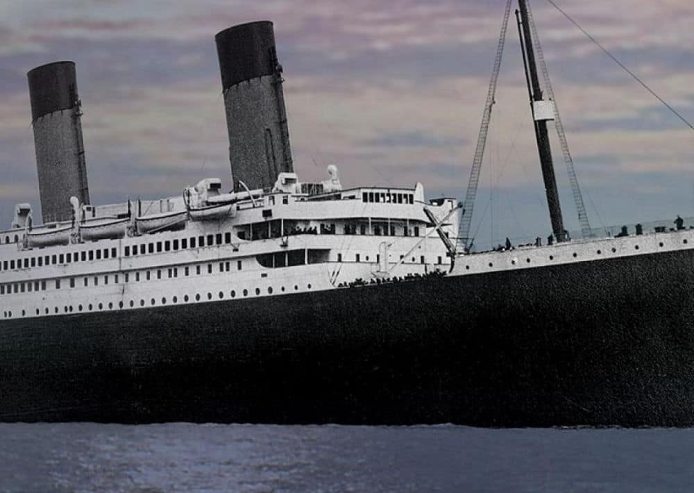 National Museums Liverpool's Titanic Virtual Classroom
