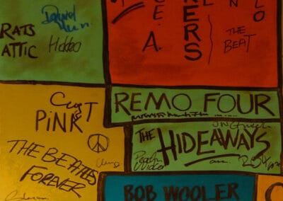 The Beatles Story's Cavern Club Wall Art Resource