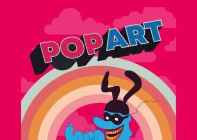 The Beatles Story's Pop Art Resource